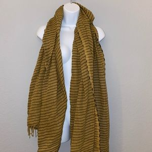 Able Striped Scarf
